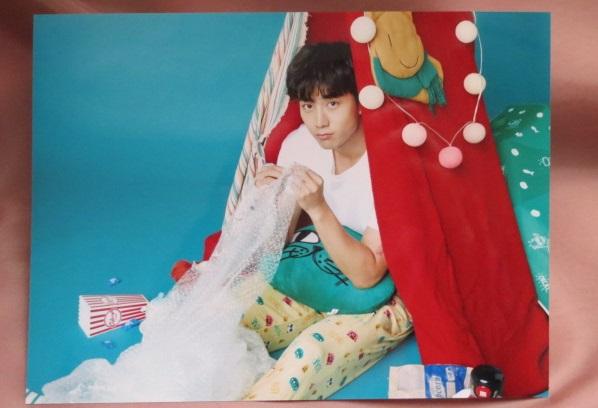 2PM テギョン オクキャット クリスマスイベント 写真 OKCAT G カード トレカ