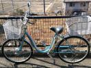 SANYO 電動ハイブリッド自転車 最新型 エネループバイク (CY-SPF224)