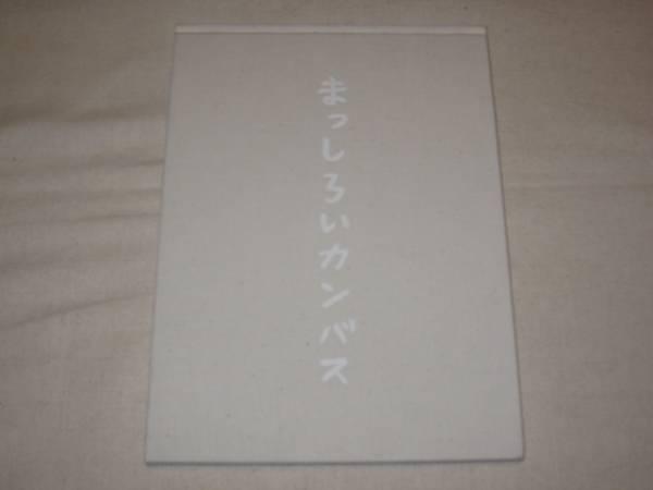 藤木直人 パンフレット まっしろいカンバス LIVE TOUR ver. 6.0