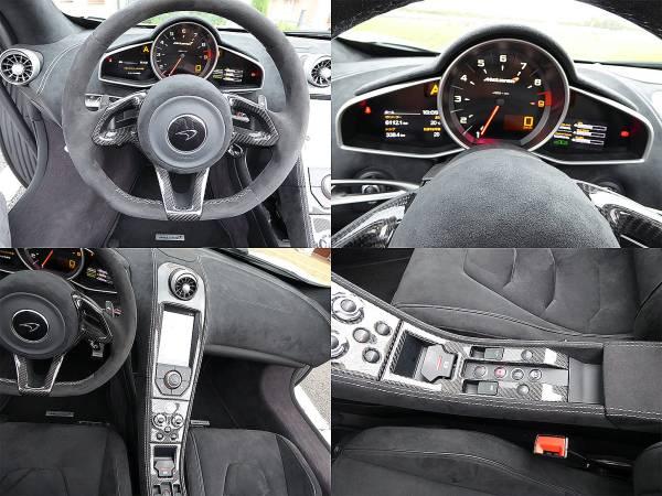 ◆マクラーレン650S◆【スパイダー】V8/ツインターボ/車検付き♪_画像8