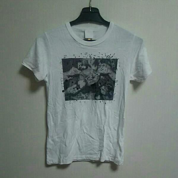 クリープハイプ Tシャツ タワレコ 白 Sサイズ ライブグッズの画像