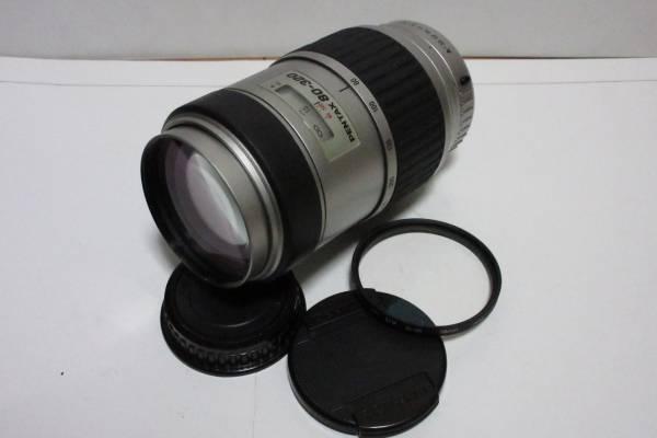 PENTAX SMC FA80-320mm f4.5-5.6 レンズフィルター付き