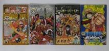 ワンピース ONE PIECE 零巻(0巻)/千巻/777巻/ONE PIECE×トリコ JHF 3Dコミックス 4冊セット  ①