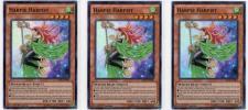 ハーピィ・ハーピスト 英語版 3枚組 スーパー 1st CROS 効果 モンスター 遊戯王