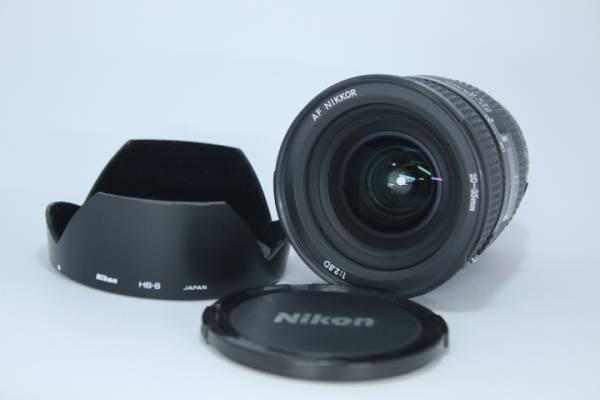 ☆Nikon AF Nikkor20-35mm F2.8D * ニコン 広角レンズ 完全売り切り☆