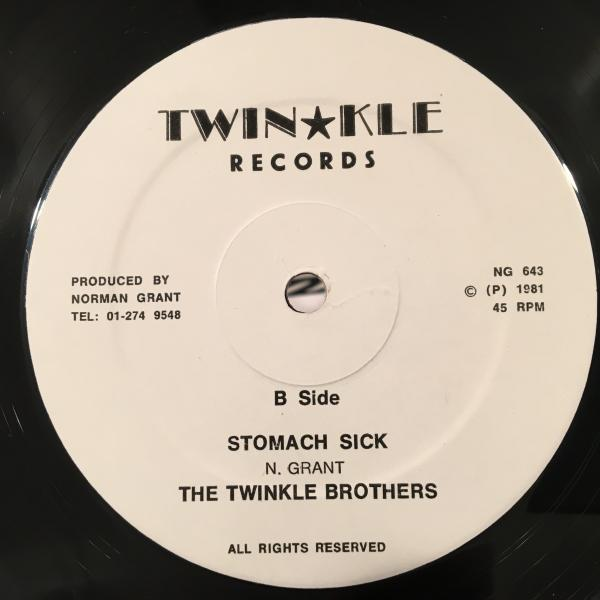 ★Twinkle Brothers/Africa For The Africans★JAH SHAKA KILLER_画像2