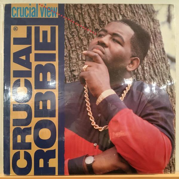 ★Crucial Robbie/Crucial View★KILLER DIGI LP!_画像1
