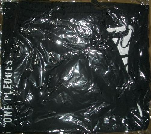 OLDCODEX【ONE PLEDGES】ハーフパンツ+オフィシャルグッズTシャツ&タオル