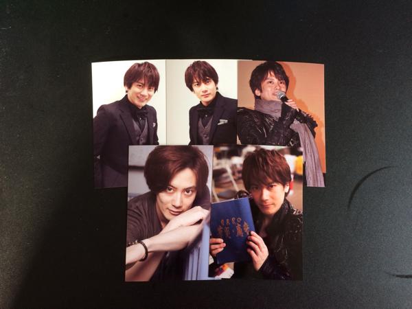 【送料無料】小西遼生 厳選写真フォト10枚セット