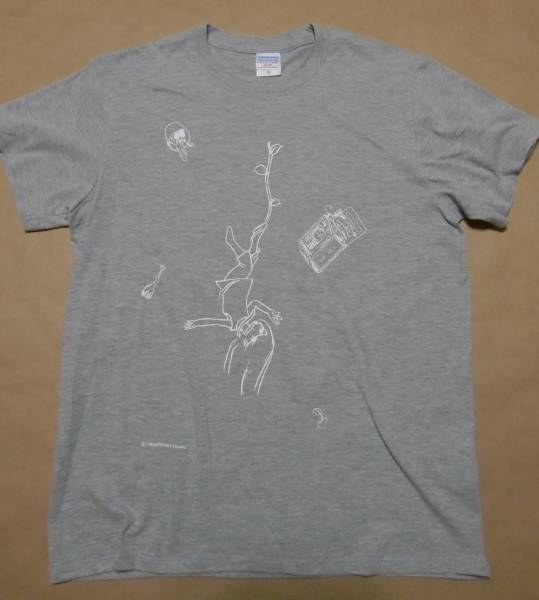 相対性理論 シンクロニシティーン Tシャツ やくしまるえつこ