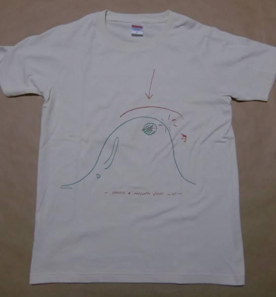 【夏物最終出品】 相対性理論 やくしまるえつこ イラスト Tシャツ ベージュ