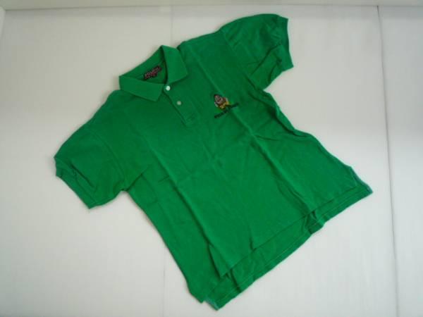 【お得!!】◆POLO DE PIER ALEXANDRE◆ ポロシャツ 緑 M 半袖