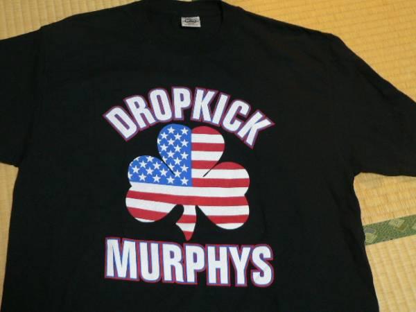 dropkick murphys ドロップキックマーフィーズ ツ Tシャツ L