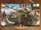 ◆旧タミヤ◆1/21 リモコンM4タンク◆M4シャーマン戦車◆絶版プラモ◆未組立◆