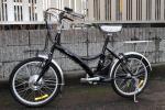 展示品処分 即送! 20インチ 電動アシスト自転車 06黒