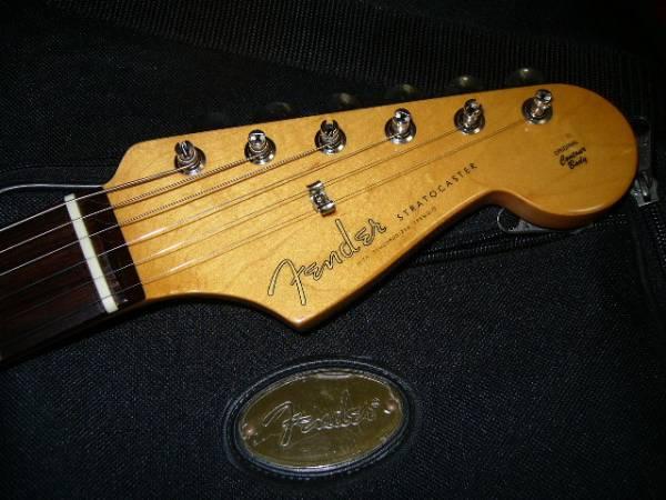Fender MEX '60ST CLASSIC SERIES BLK  No.014416