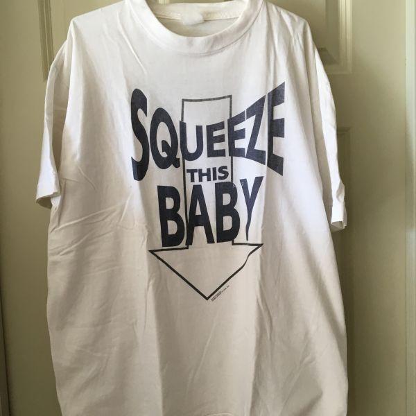 Squeeze スクイーズ 90s ビンテージ オリジナル Tシャツ