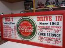 超レア★コカコーラ メルズドライブイン mel's Drive In 木製メニュー看板 Menu サイン アメリカングラフィティ Since 1962 ビンテージ
