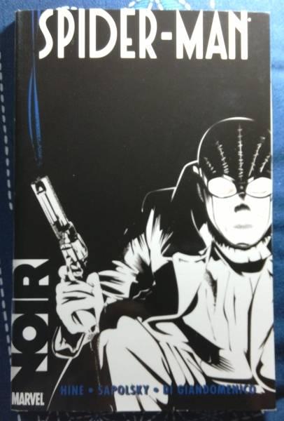 /3.20/ Spider-Man Noir (英語) ペーパーバック Marvel 2009 170204_画像1