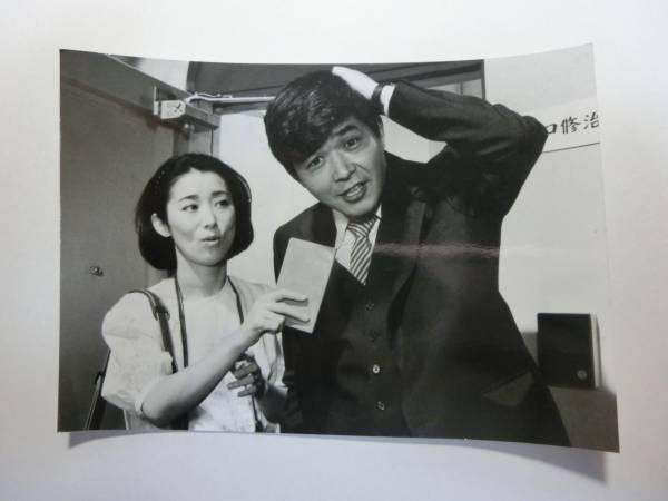 スチール写真 小川知子 森本レオ 社宅家族