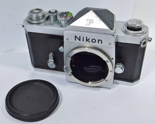ニコン Nikon F フィルムカメラ 一眼レフ ボディ マニュアルフォーカス 日本製