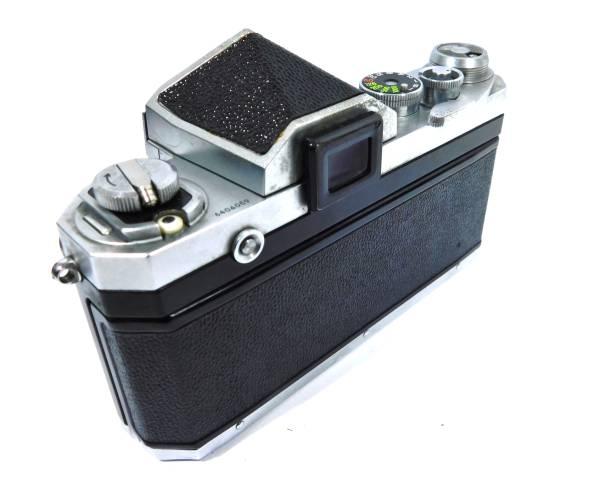 ニコン Nikon F フィルムカメラ 一眼レフ ボディ マニュアルフォーカス 日本製_画像3