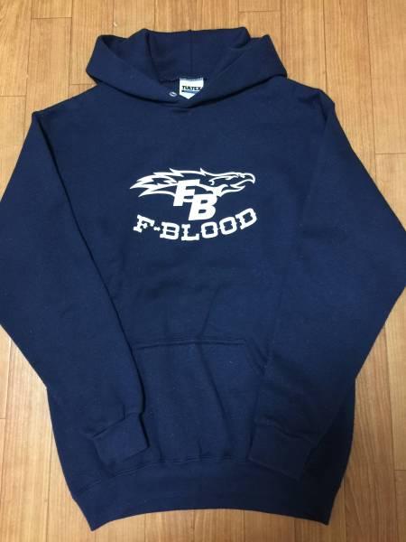 藤井フミヤ F-BLOOD パーカー Mサイズ
