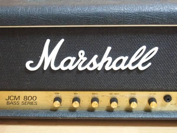 ■即決!全ポッド交換済み!Marshall JCM800 1992 SUPER BASS SERIES MKⅡ 100W