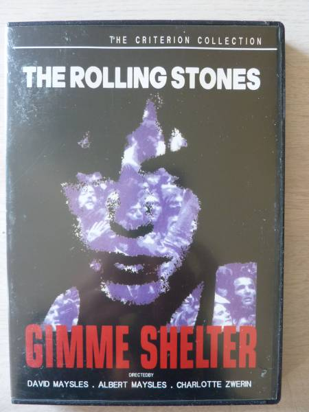 The Rolling Stones Gimme Shelter ★ローリング ストーンズ / ギミー シェルター_画像1