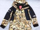 Supreme The North Face/Mountain Light Jacket[Leaves] 16 aw メンズ XLマウンテンパーカー ジャケット