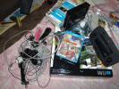 Wii U 本体 モンスターハンター3のセットとおまけWii