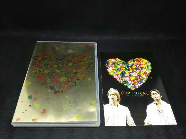 タッキー&翼 TOUR2011 OUR FUTURE(初回限定版) コンサートグッズの画像