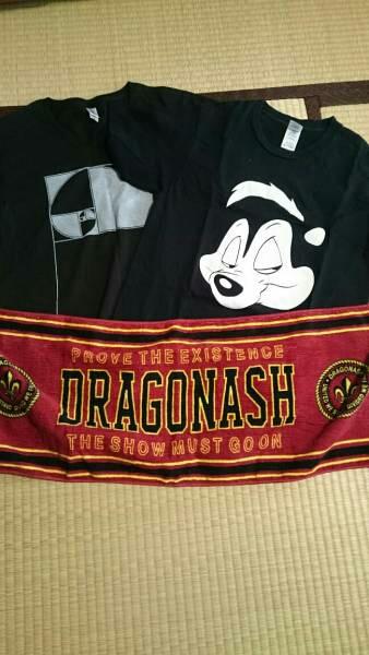Dragon ash Tシャツ タオル セット ペペルピュー ライブグッズの画像