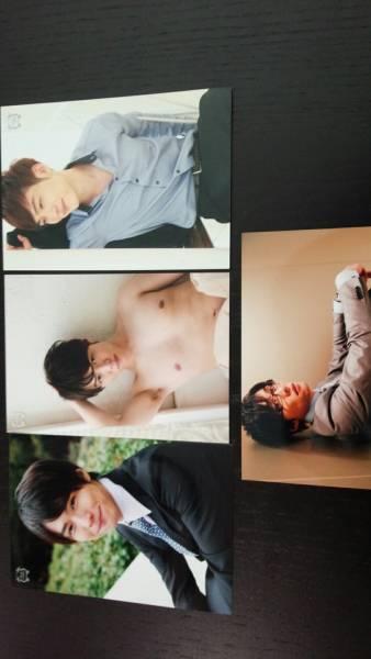 ★☆普通郵便送料無料!【一徹さんL判写真11枚セット】★☆