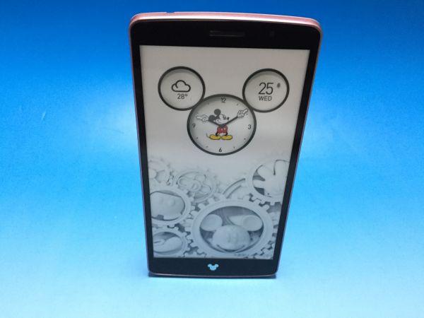 ※模型 モック 即決 Disney Mobile on docomo DM-01G ディズニー モバイル ピンク 0523H1601_画像1