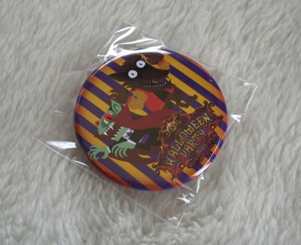 VAMPS主催 † HALLOWEEN PARTY 201 ガチャガチャ景品 『 缶バッジ B 』 未開封品