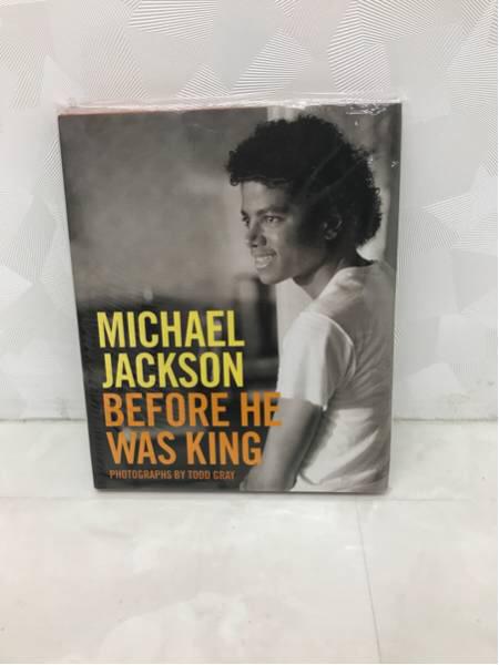 ★新品★未開封★貴重★MichaelJackson ヤング マイケルジャクソン 写真集 1974~1984 レア