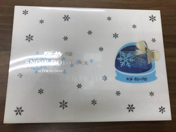 Kis-My-Ft2 SNOW DOMEの約束 初回限定版 DVD