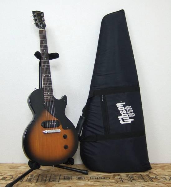 送料無料!Gibson Les Paul Junior レスポールジュニア Satin VS サンバースト