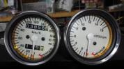 モンキー ゴリラ エイプ DAX シャリー キタコ160㎞メーター&電気式タコメーター