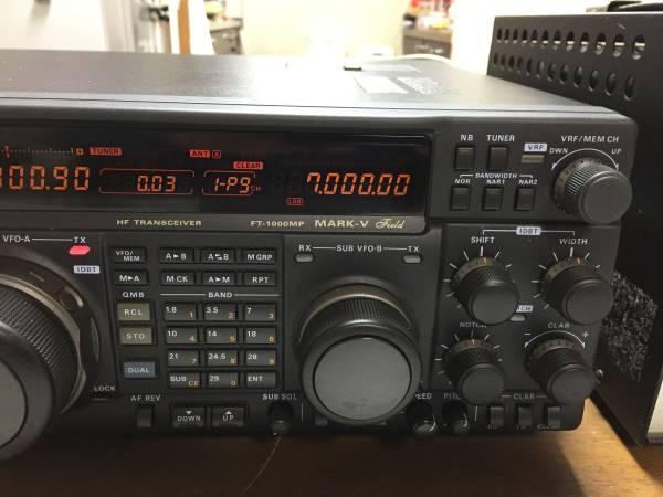 YAESU 八重洲 FT-1000MP MarkⅤ Field 100W 新品同様
