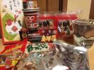 ¥2500~分 お菓子まとめて☆かねふく明太子せんべい かりんとう Walkers HARIBO コーラグミ uccコーヒー他 まとめ売り☆福袋