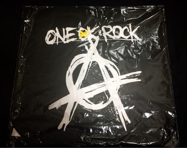 【送料無料】ワンオク ONE OK ROCK 2017 Ambitions JAPANTOUR トートバッグ ラバーバンド