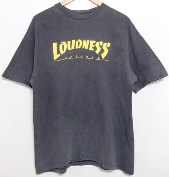 94年 LOUDNESS ラウドネス BADTASTE CLUB GIG Tシャツ L