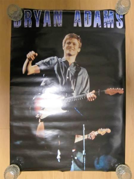 ブライアン・アダムス 非売品A1ポスター