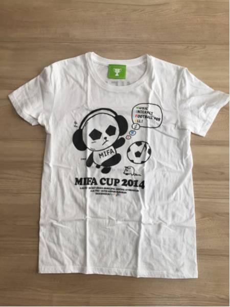 美品★MIFA ミファ MIFA CUP 2014 ミスチル Tシャツ Mr.Children Sサイズ ミファラ mifara ウカスカジー