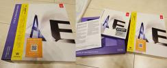 [送料無料] Adobe After Effects CS 5.5 正規品 箱付パッケージセット