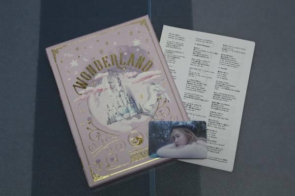 ジェシカ Jessica 『 Wonderland 』 中古品