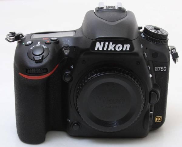 Nikon D750 ボディ ★美品・正常作動保証付(105889)