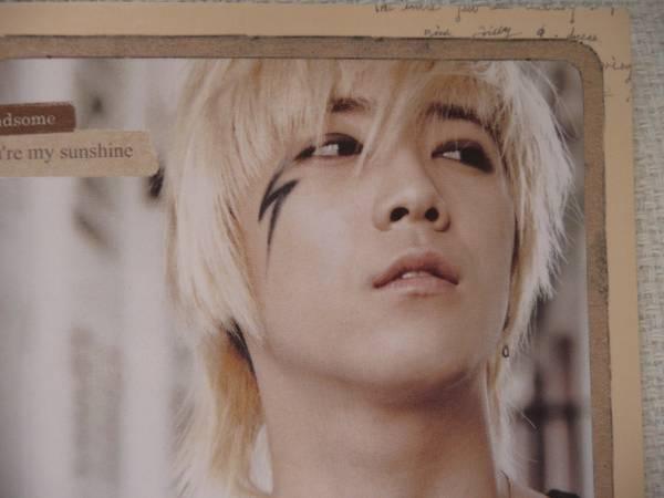 韓国俳優K-POP イ・ホンギLEE HONG GI ブロマイド写真2枚